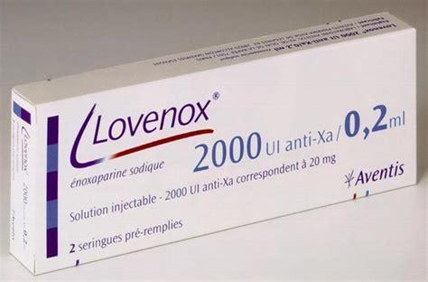 enoxaparin - patient information, description, dosage and ... Lovenox In Pregnancy