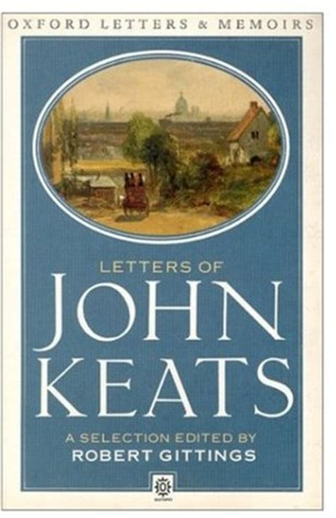 the letters edition books letters of keats by keats reviews discussion