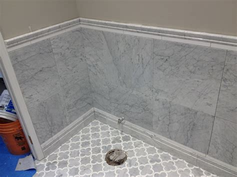 installing bathroom floor tile how to install floor tile in bathroom wood floors