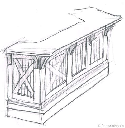 sketch drawing of a kitchen with island google search fabulous kitchen island makeover part one diy