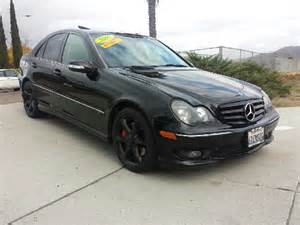 2007 mercedes c class c230 amg sport package in