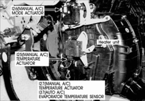 hyundai xg350l blower motor resistor location hussman evaporator manual dudeupload