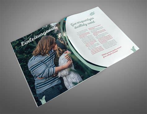 Design Hochzeitszeitung Vorlage vorlagenset die perfekte hochzeitszeitung terrashop de