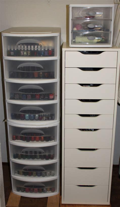 Plastic Drawers For Makeup plastic makeup drawers makeup vidalondon