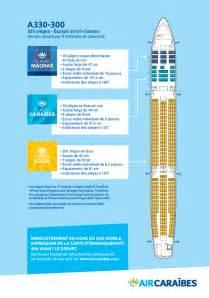 plan cabine de notre airbus a330 300 air cara 239 bes