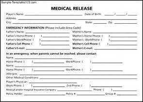 release of records template patient records release form template ciij