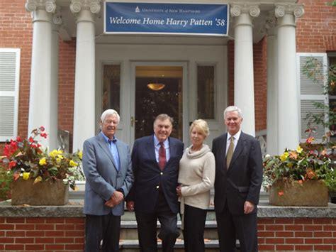 patten university college board patten family foundation university of new hshire