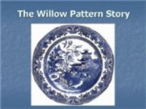 willow pattern worksheet esl english powerpoints the willow pattern legend