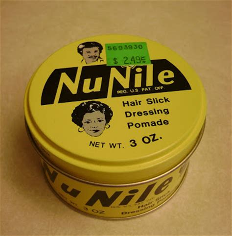 Pomade Nu Nile the roosters den murray s nu nile review