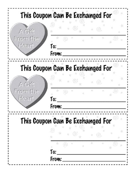 coupon book template beepmunk
