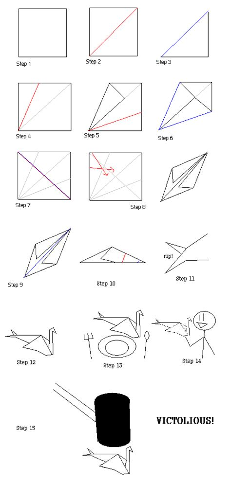 How To Make A Paper Seal - seal origami by kalir on deviantart