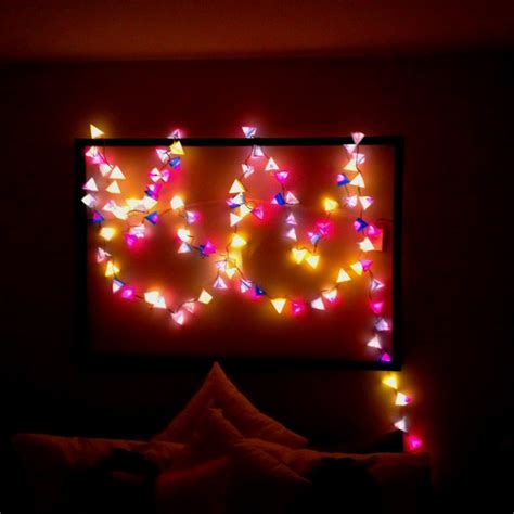 bedroom lights neon hannah s neon bedroom pinterest