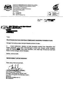 Release Letter From Jpa Jpa Scholarship And Spa