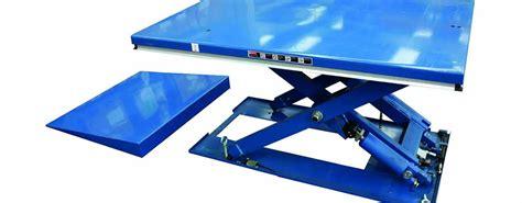 pedana montacarichi piattaforme elevatrici a pantografo e pedane per