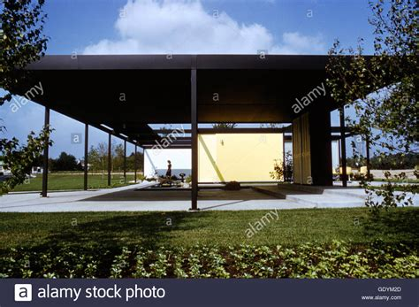 mid century home blueprint royalty free stock image a mid century modern home designed by emil tessin stock