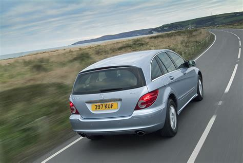 Mercedes R Class Review by Mercedes R Class Estate Review 2006 2012 Parkers