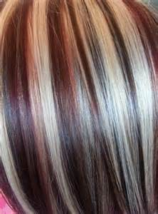 high and low highlights for hair pictures brown hair with blonde highlights lowlights with light