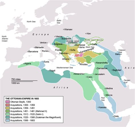 Ottoman Muslim Ghulf Genes The Birth And Expansion Of Islam