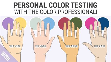 what skin color am i finding your skin undertones easy personal color test