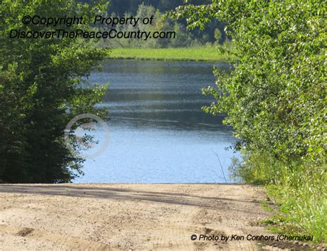 big lake alberta boat launch twin lakes alberta photo of the road going down to the