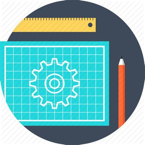 icon design concept blueprint concept design development drawing