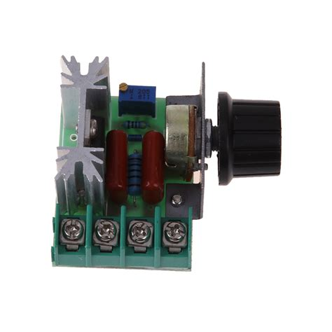 2000w Voltage Regulator Dimmer Motor Speed Controller 2000w adjustable motor speed controller voltage regulator