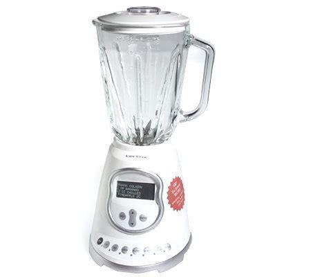 Blender Low Watt lectrix 425 watt blender with recipes qvc