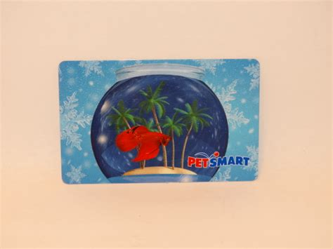 Petsmart Gift Card Balance - petsmart gift card betta fish in bowl zero balance