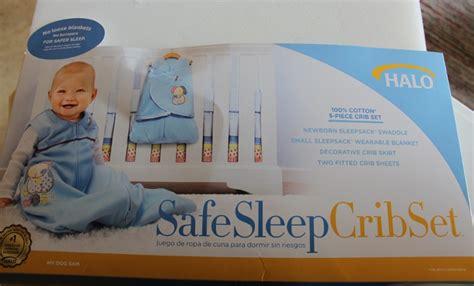 Halo Safe Sleep Crib Set by Halo Safe Sleep Crib Set Review The Report The