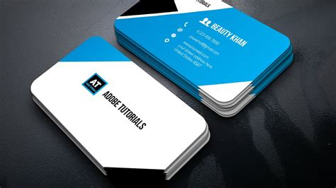 tutorial illustrator business card tutorial adobe illustrator business card design