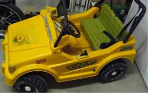 Power Rider Jeep Modified Power Wheels Power Rider Jeep From Freecycle