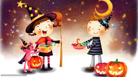 imagenes de halloween niños pidiendo dulces tlcharger fond d ecran enfants dessin graphique dessin
