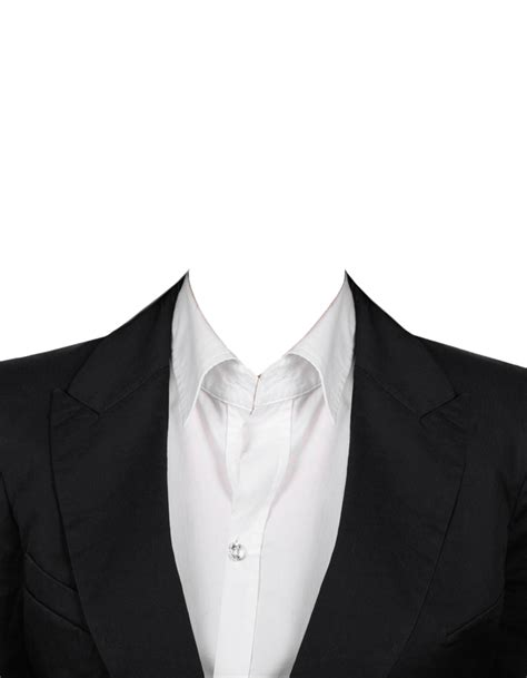 formal attire template formal attire for template png 2 215 2 187 png image