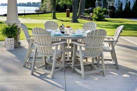 High Table Patio Set Patio Dining Chairs Canada Chairs Seating