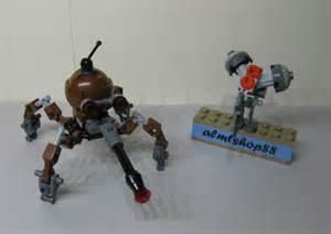 Lego Minifigures Wars Buzz Droid lego wars spider buzz droid minifigure minifig