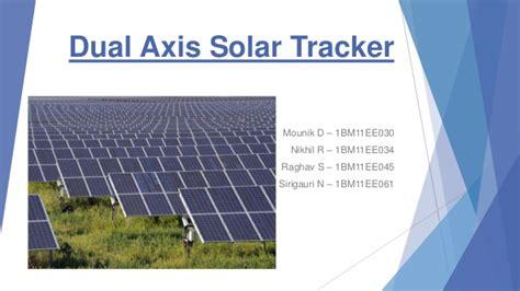 Dual 2 Axis Solar Tracker Controller Lengkap Sensor dual axis solar tracker
