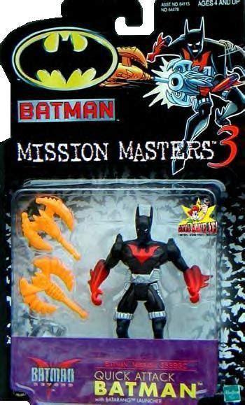 Batman Mission Masters 3 Assault batman figures including mission masters