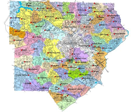 County Ga Search Cobb County Ga Map My