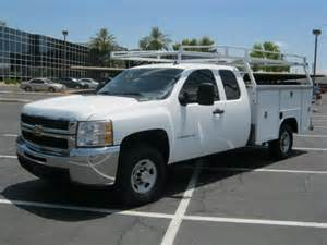 Chevrolet Utility Truck For Sale Chevrolet Silverado 2500hd 2009 Chevrolet Silverado