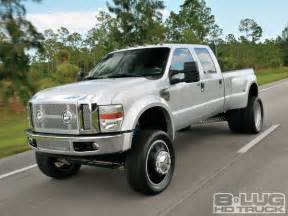 ford f450 dually lifted