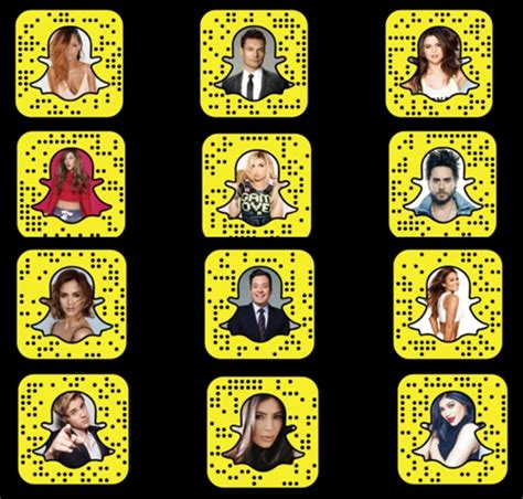 how to look at other peoples snap chats snapchat names or usernames of celebrities on snapchat