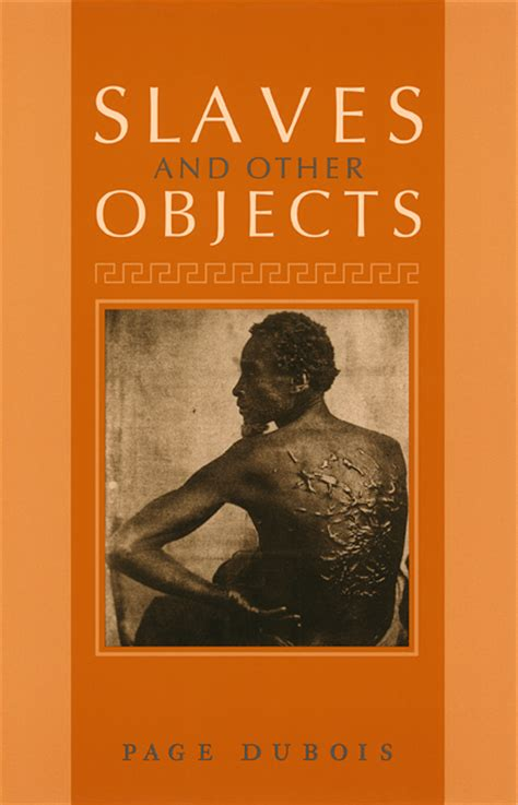 picture books about slavery slaves and other objects dubois