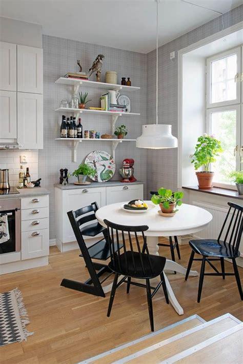 cocina  comedor en uno decoracion de interiores