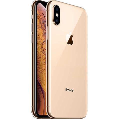 apple iphone xs  gb gold de