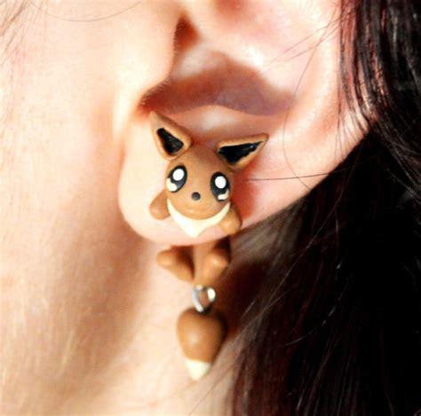 ivi quin pokemon eeveelutions earrings