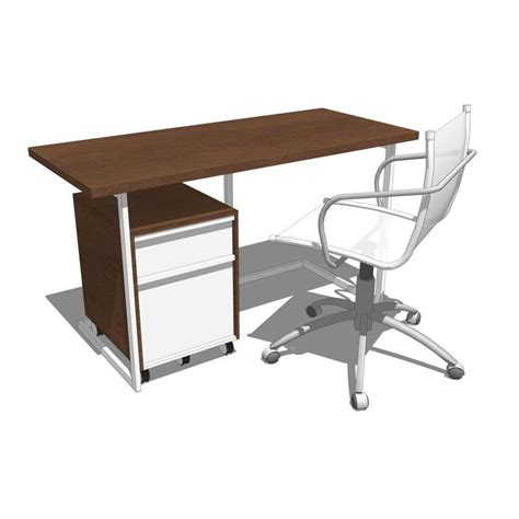 Remsen Office Set 3d Model Formfonts 3d Models & Textures