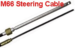 13ft boat steering cable boats heavy duty steering control cables ultraflex m66 o