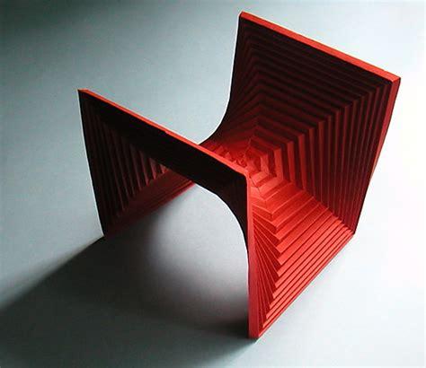 Hull Origami - museum of extinct species quot hyperbolic cube quot 2006