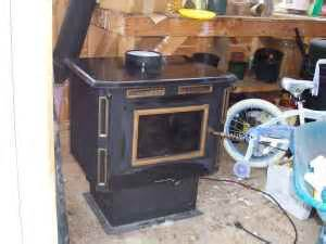 country comfort wood stove