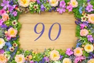 geburtstagssprüche zum 90 einladung zum 90 geburtstag sch 214 ne einladung geburtstag 90